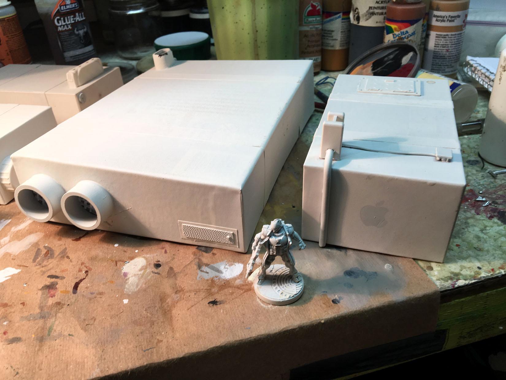 Box, Do-it-yourself, Infinity, Scatter, Terrain