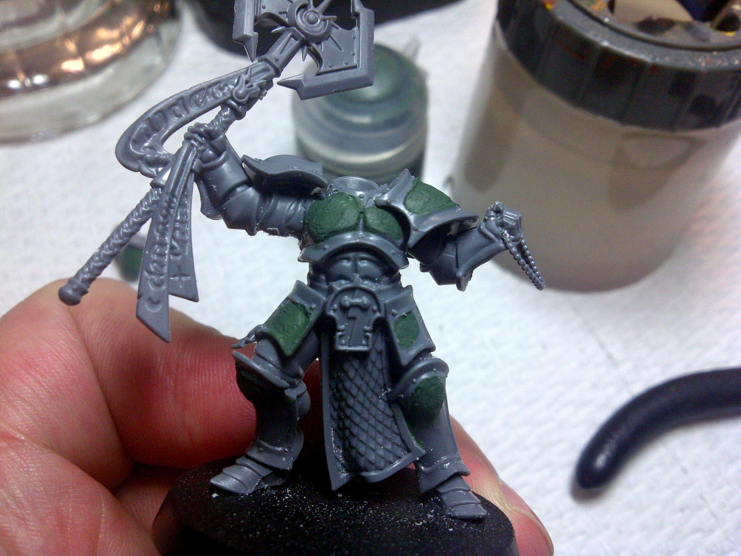 Dragonborn Paladin 15