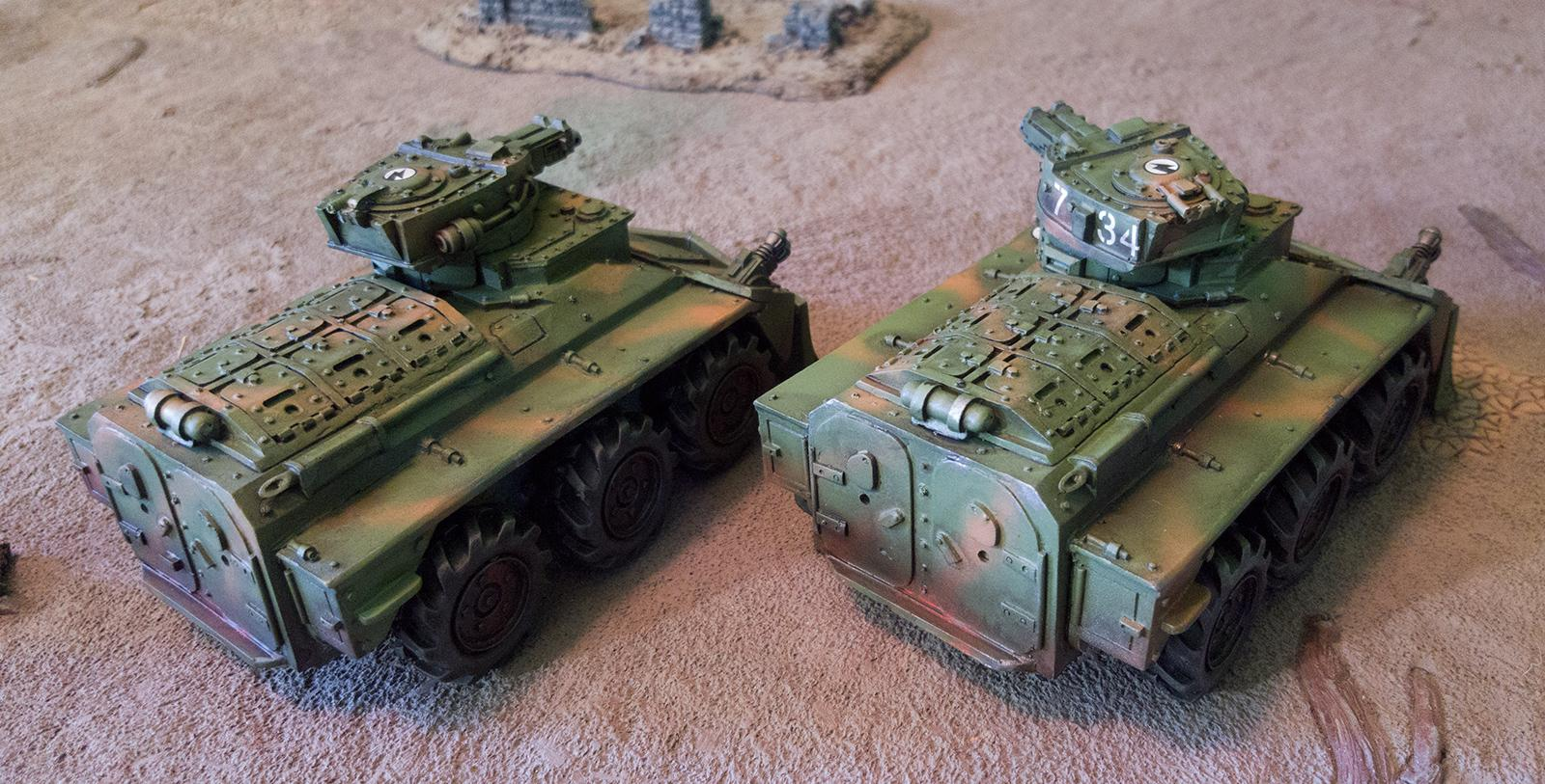 Apc, Chaos, Chimera, Conversion, Ouze, Ramshackle, Ramshackle Games, Traitor Guard, Warchimera