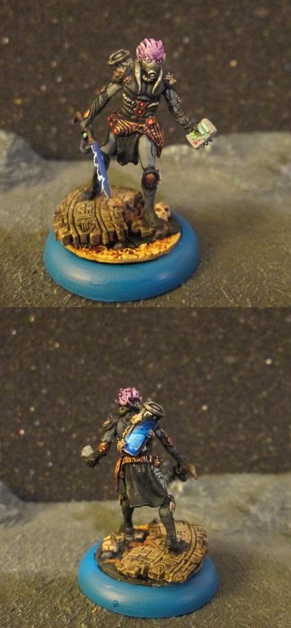 Alien, Melandil Runeseer