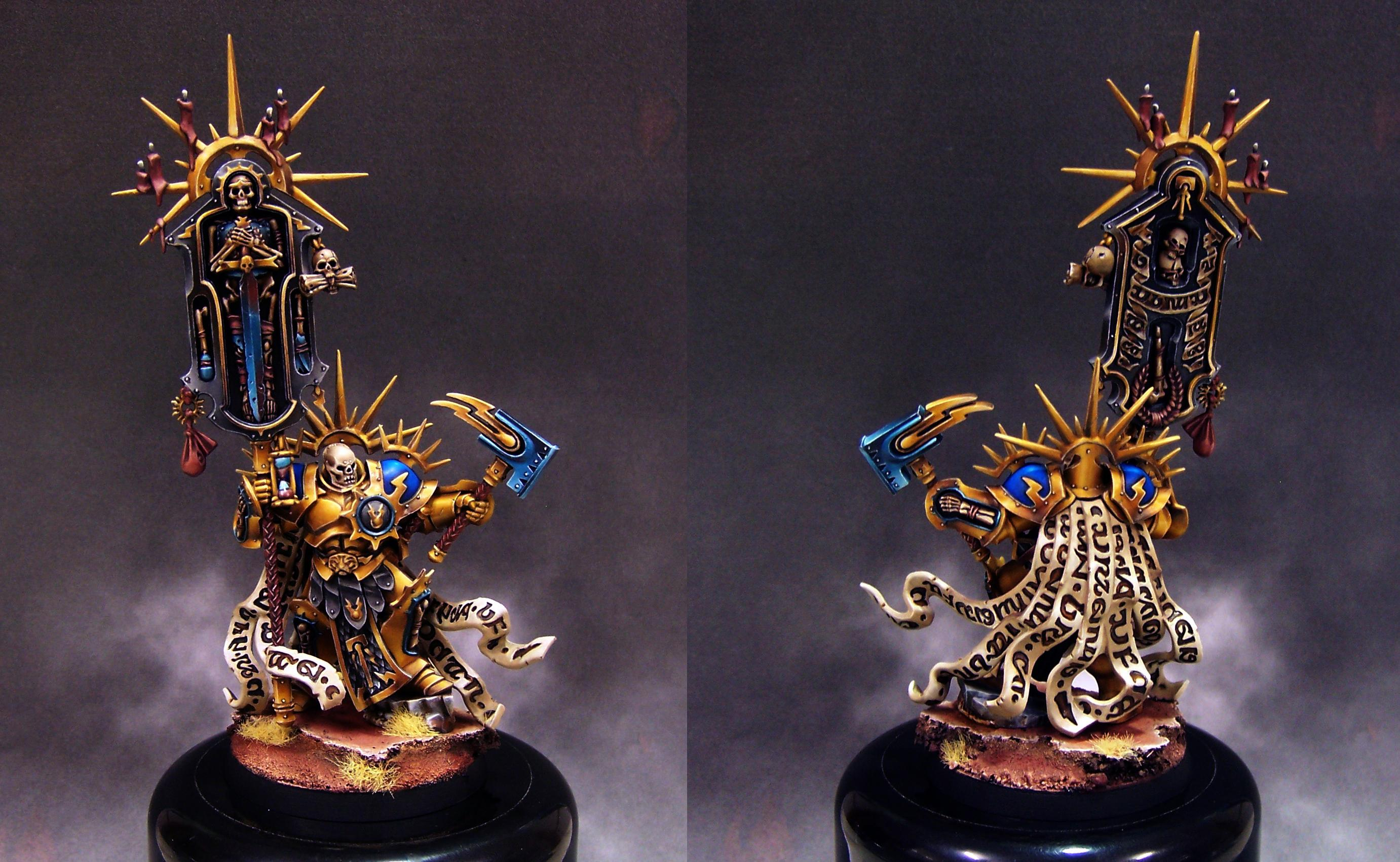 Age Of Sigmar, Lord Relictor, Stormcast Eternals
