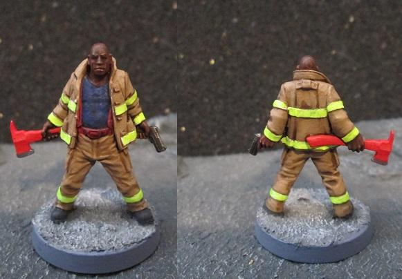 Fireman, Hasslefree, Survivor
