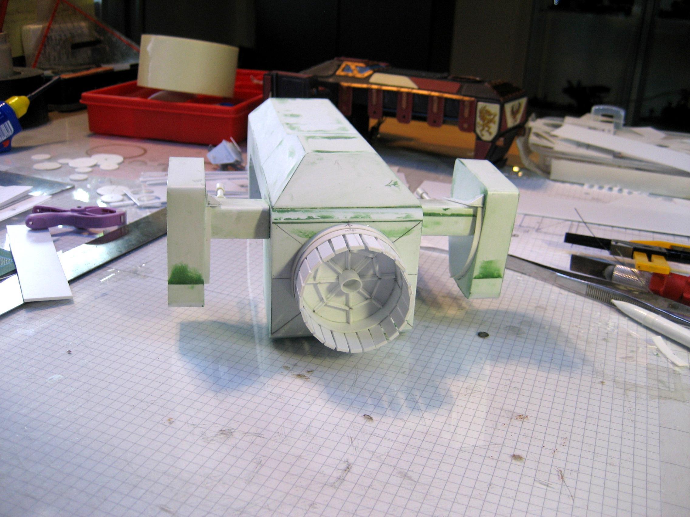 main thruster