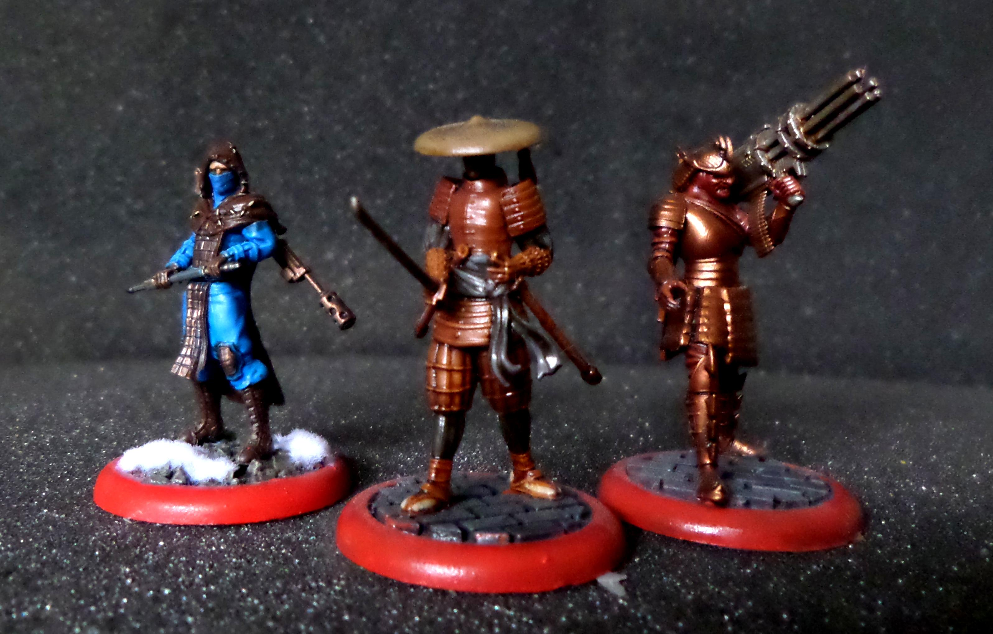 Malifaux, Ten Thunders