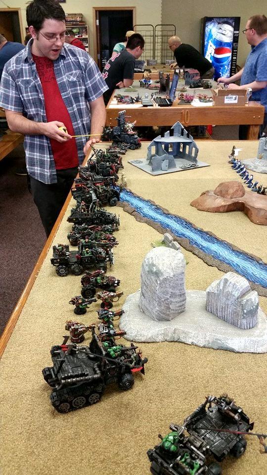 Deployment, Mad Max, Orks, Trukks