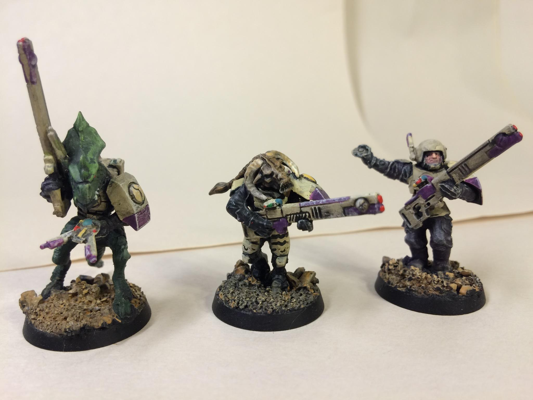 Fire Warriors, Gue'vesa, Tau, Tauarmy7/28/16