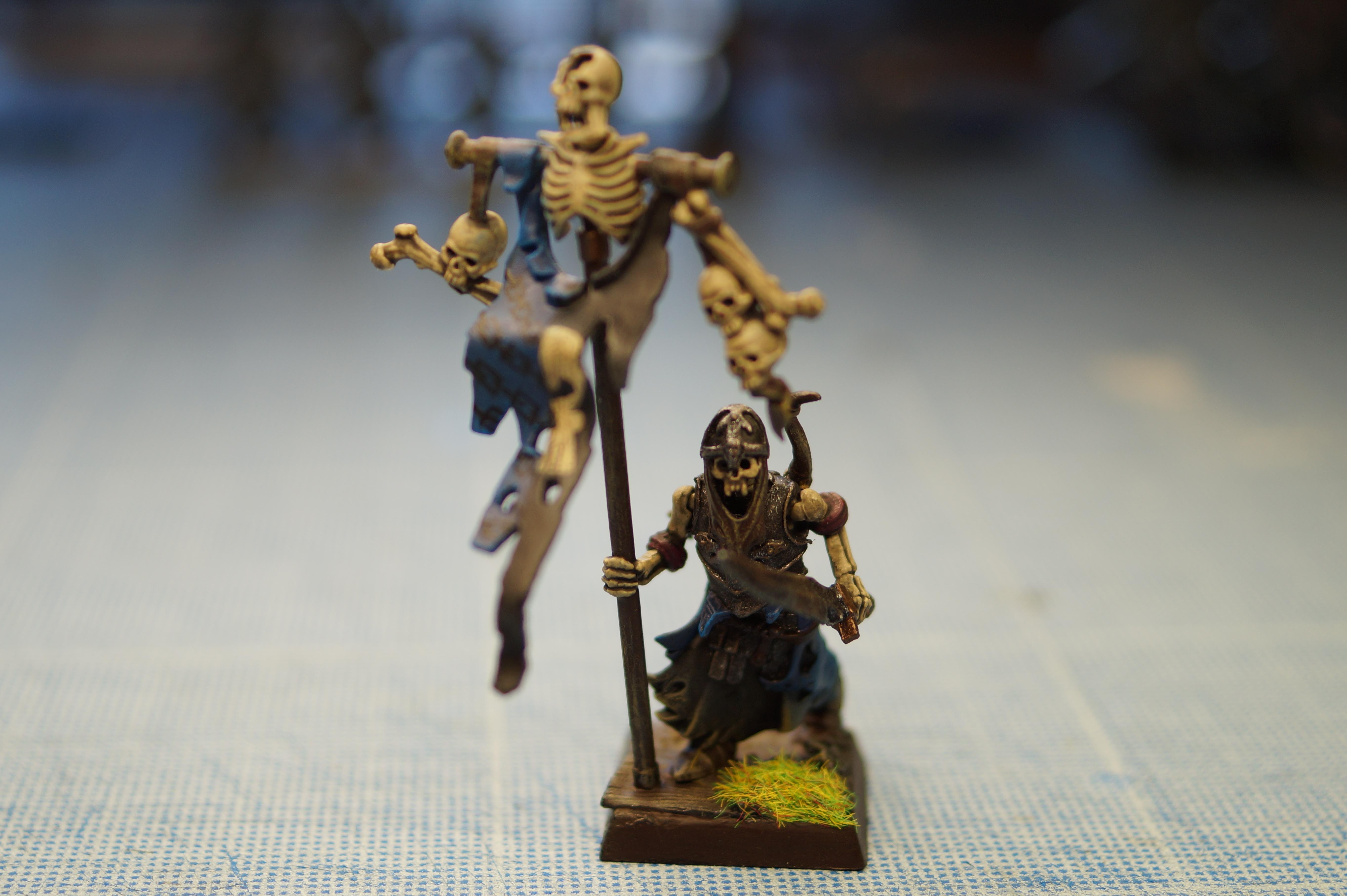Age Of Sigmar, Archers, Vampire Counts, Wight King