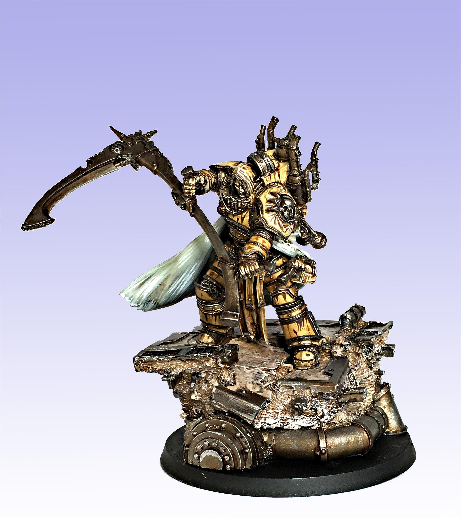30k, Forge World, Horus Heresy, Mortarion, Nurgle, Primarch
