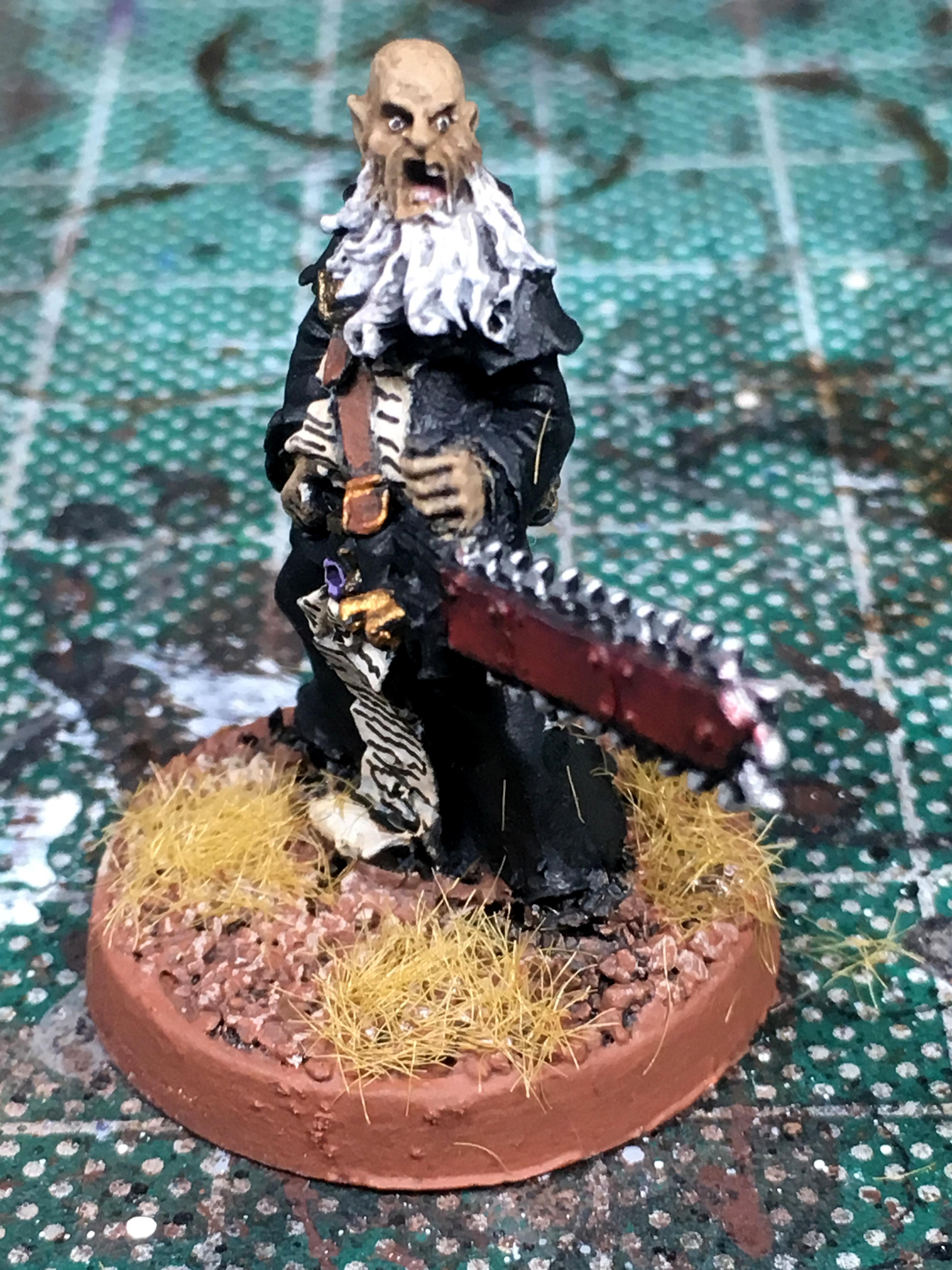 Eviscerator, Ministorum, Priest