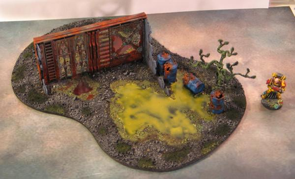 Ruin, Ruins, Terrain, Warhammer 40,000