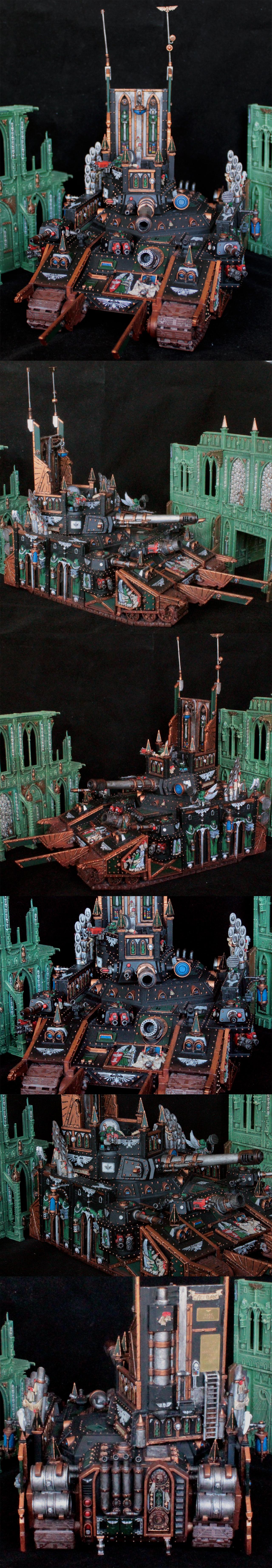 Angel, Arkaal, Baneblade, Dark, Space, Space Marines, Super-heavy, Warhammer 40,000, Warhammer Fantasy