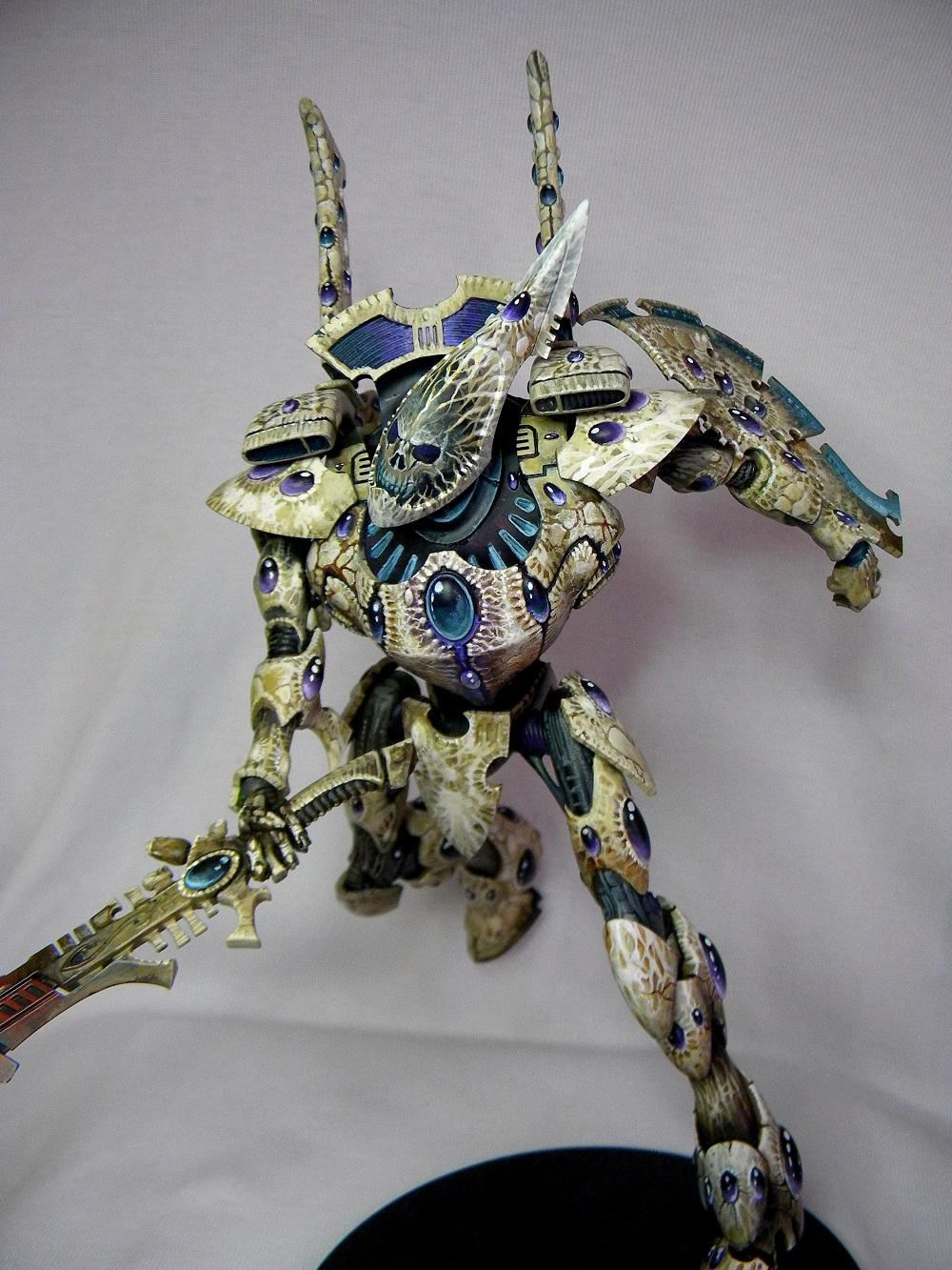 Eldar, Gems, Wraithbone, Wraithknight