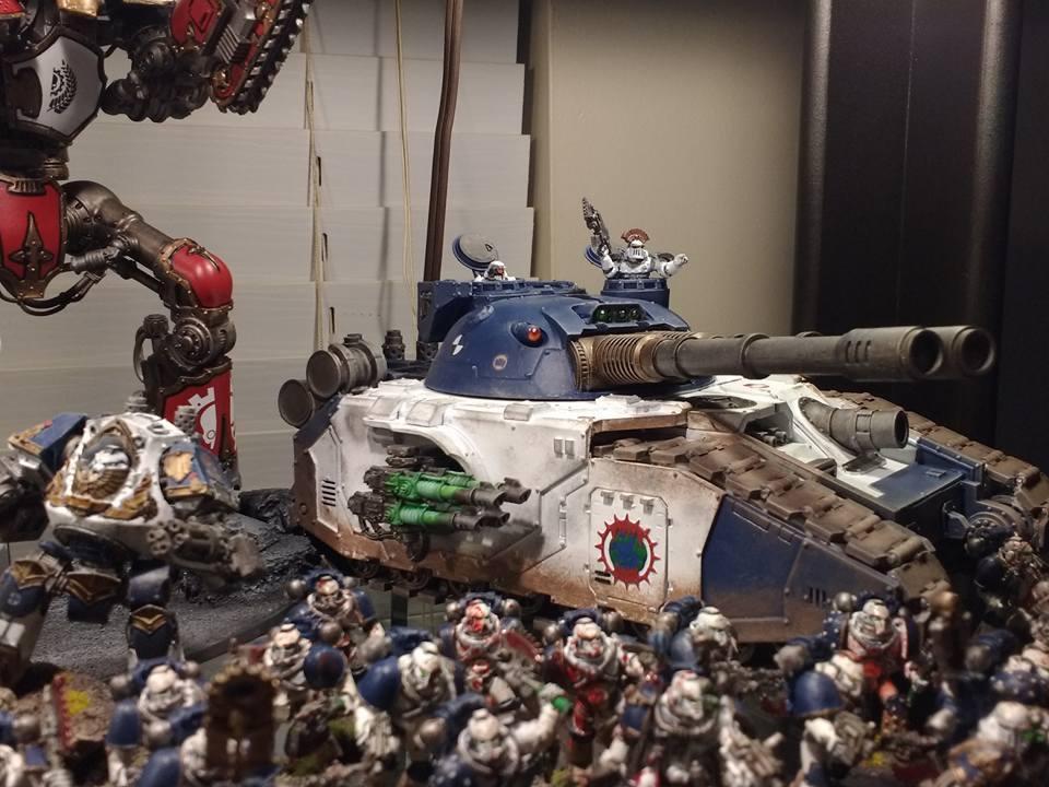 30k, Fellblade, Horus Heresy, Legion, Space Marines, Tank, World Eaters