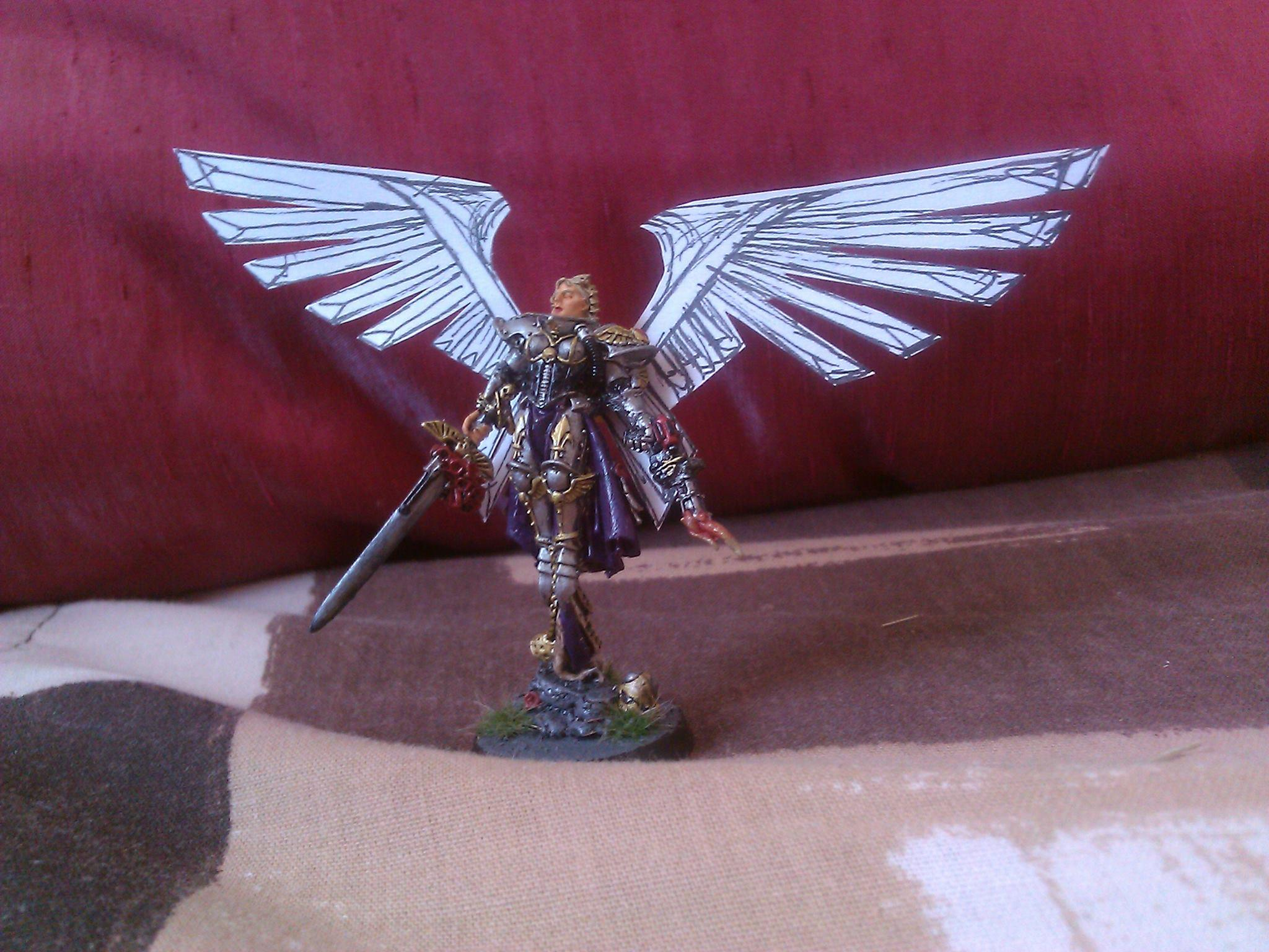 Celestine - prototype wings