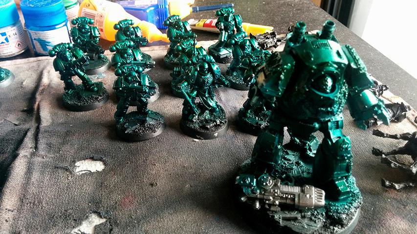 30k, Alpha Legion, Hh, Horus Heresy, Hydra