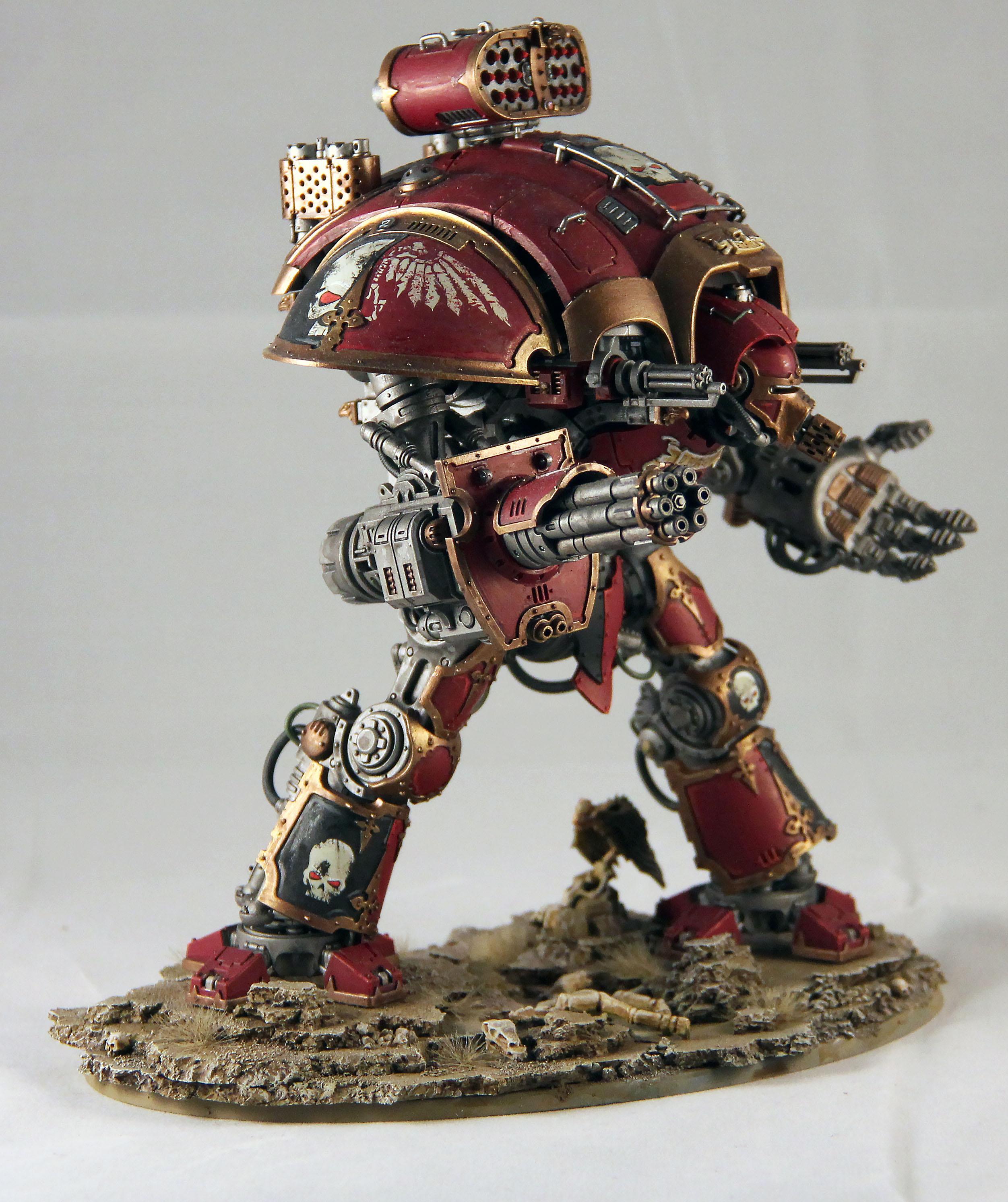 Knights, Titan, Knight 1