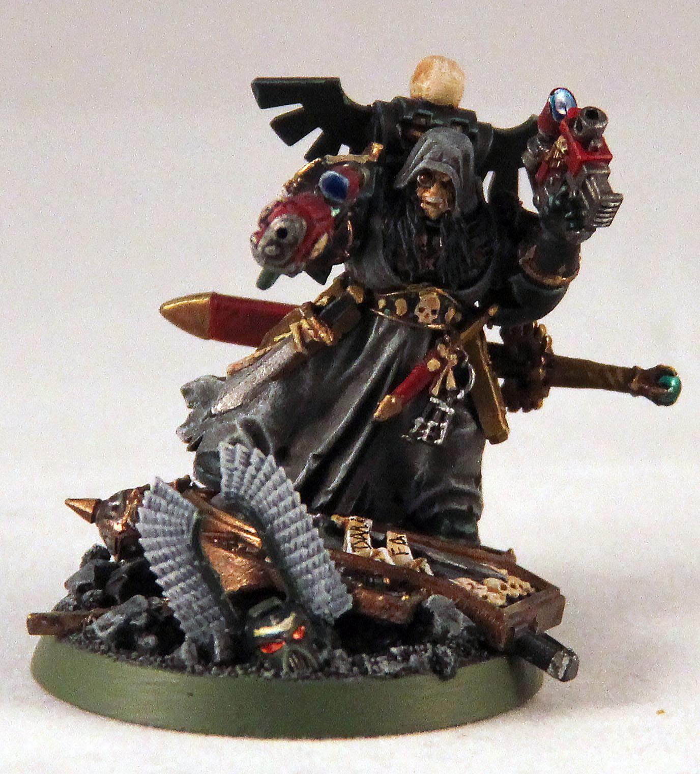 Cypher, Space Marines