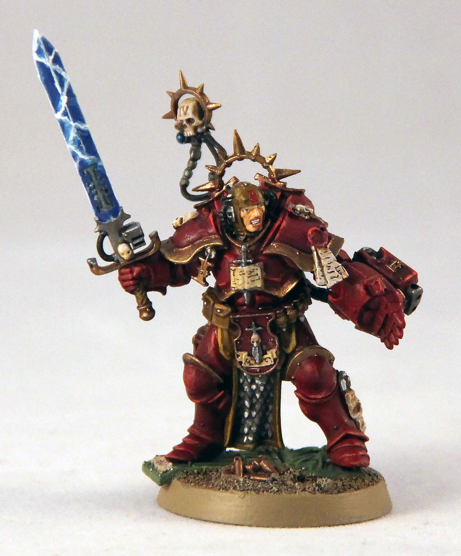 Inquisitor, Sigmarines, Stormcast