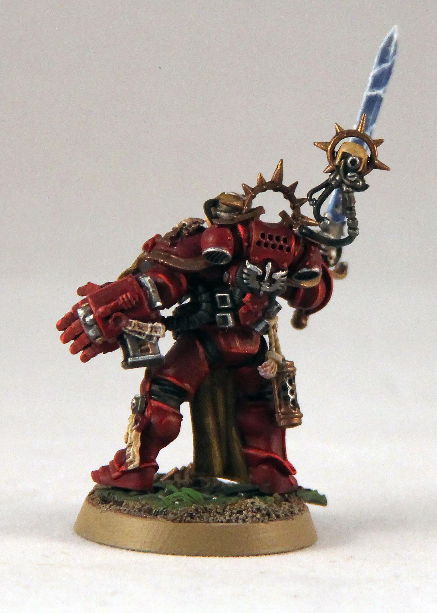 Inquisitor, inquisitor conversion
