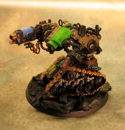 Conversion, Cult Mechanicus, Kataphron Destroyer