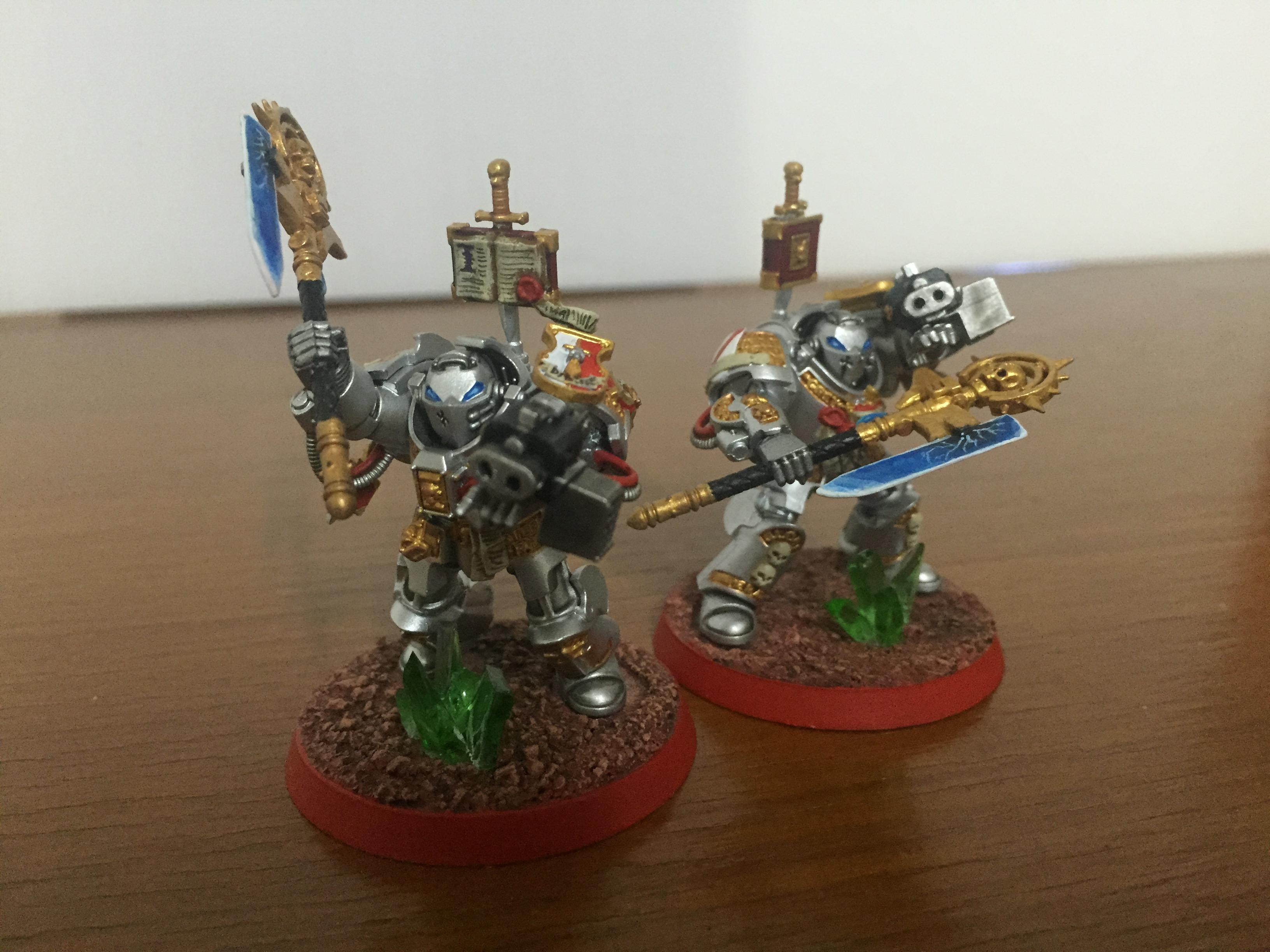 Axe, Grey Knights, Paladin