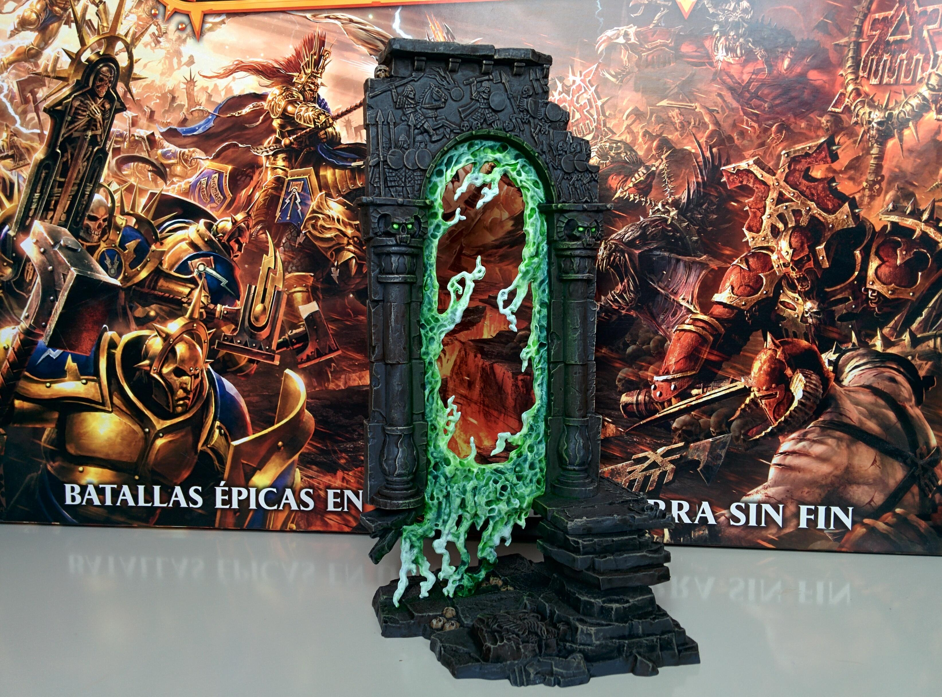 Age Of Sigmar, Citadel, Games Workshop, Miniature, Painting, Realmgate, Terrain, Warhammer Fantasy