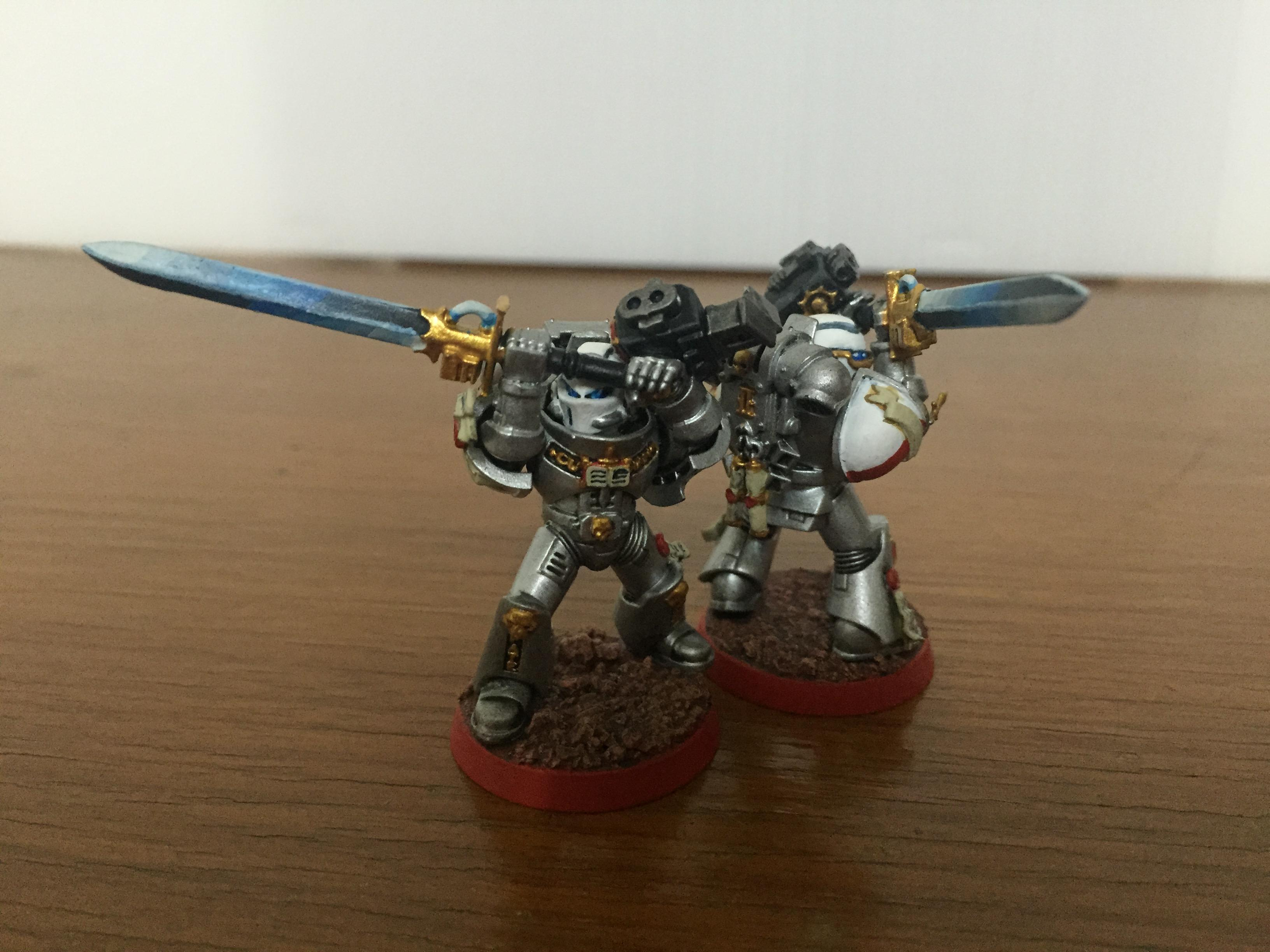 Grey Knights, Nemesis Force Sword, Purifier