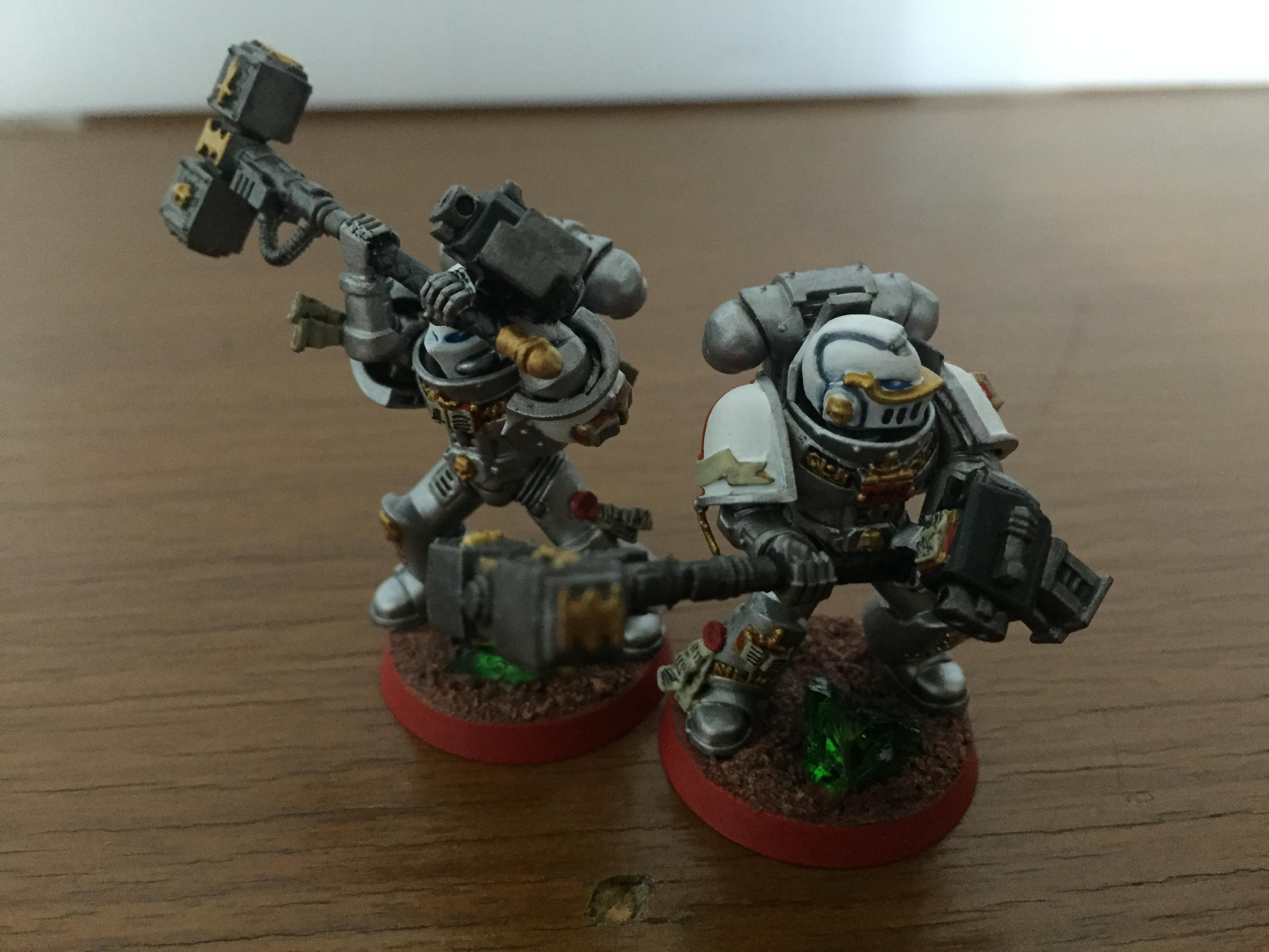 Grey Knights, Nemesis Daemon Hammer, Purifier