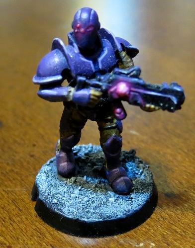 Karist, Maelstrom's Edge, Trooper
