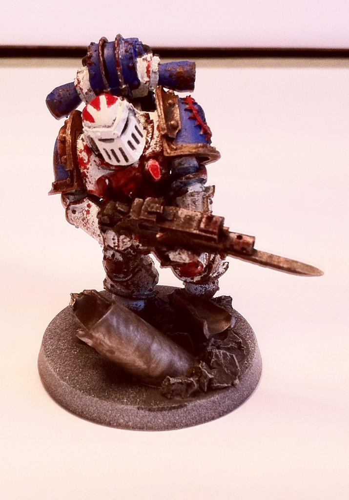 World Eaters, Legionary Hrax of the World Eaters