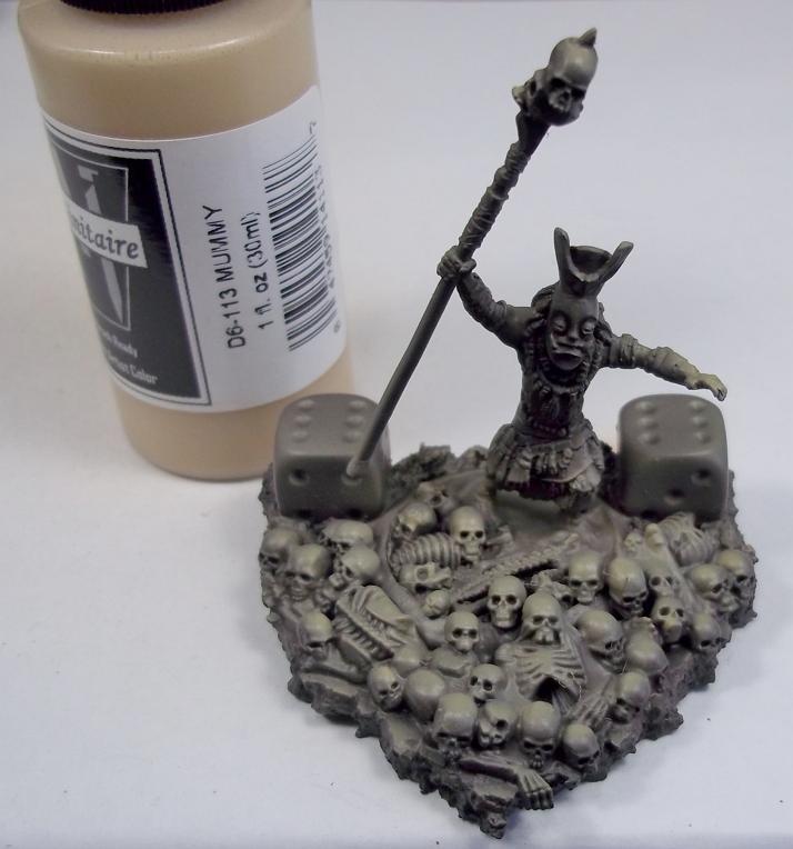 Altar, Dice God, Dropzone Commander, Dzc, Lava Table