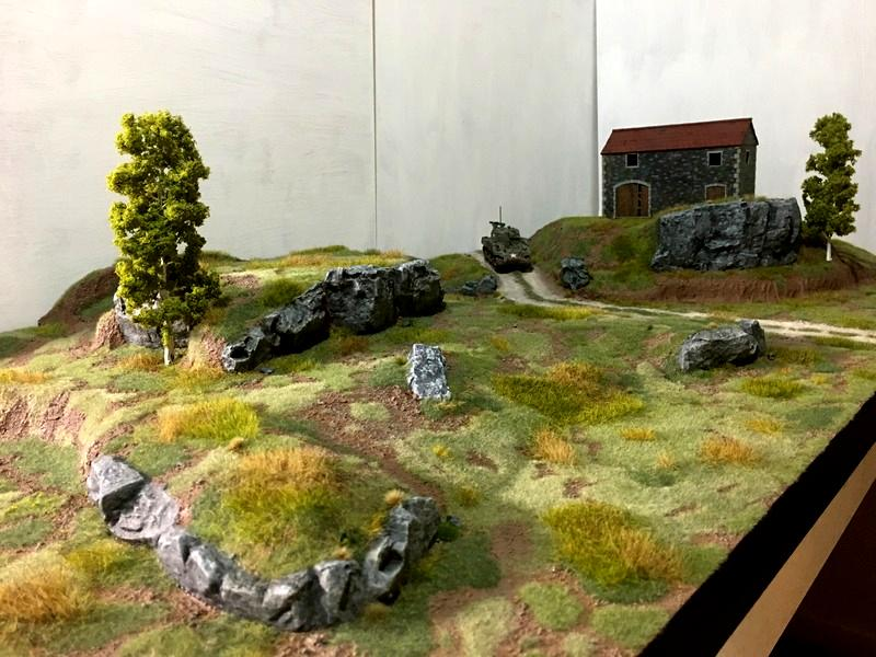 Bolt Action, Game Table, Hills