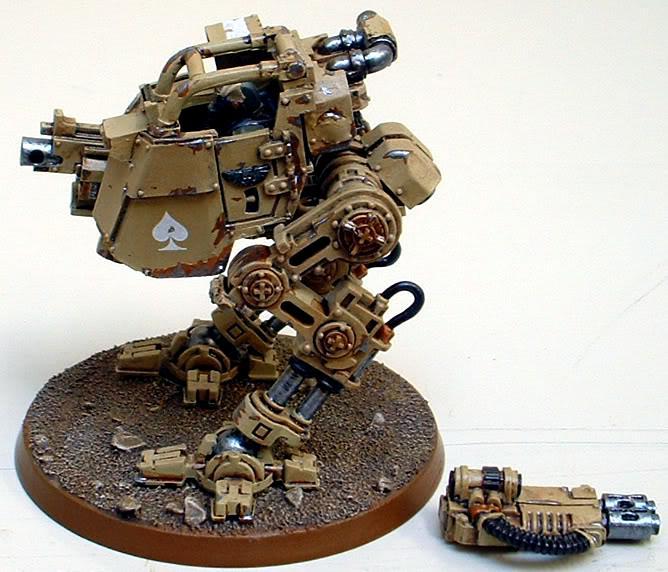 Astra Militarum, Captain Brown, Drop Troops, Elysian, Elysian Drop Sentinel, Imperial Guard