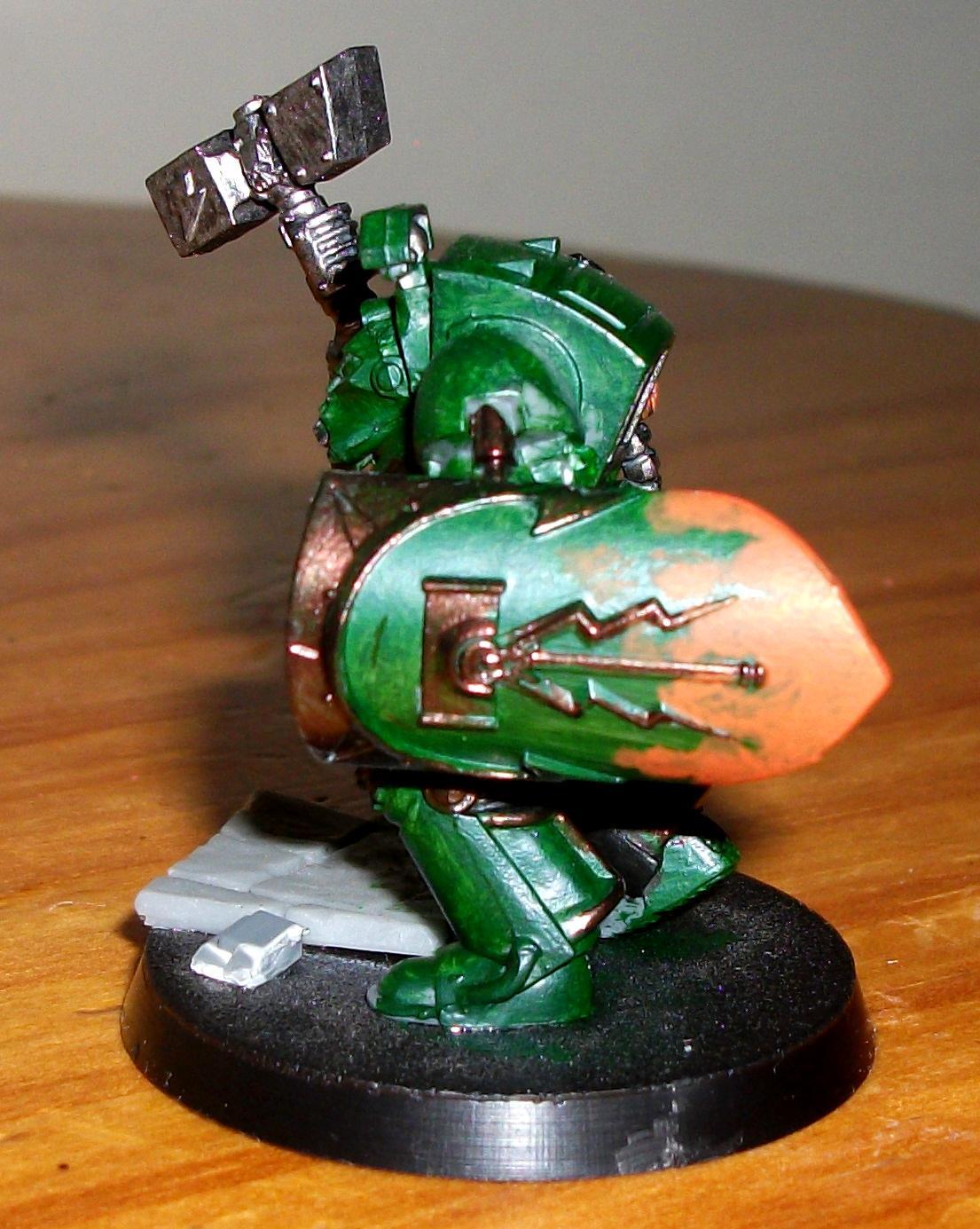 Salamanders Terminator
