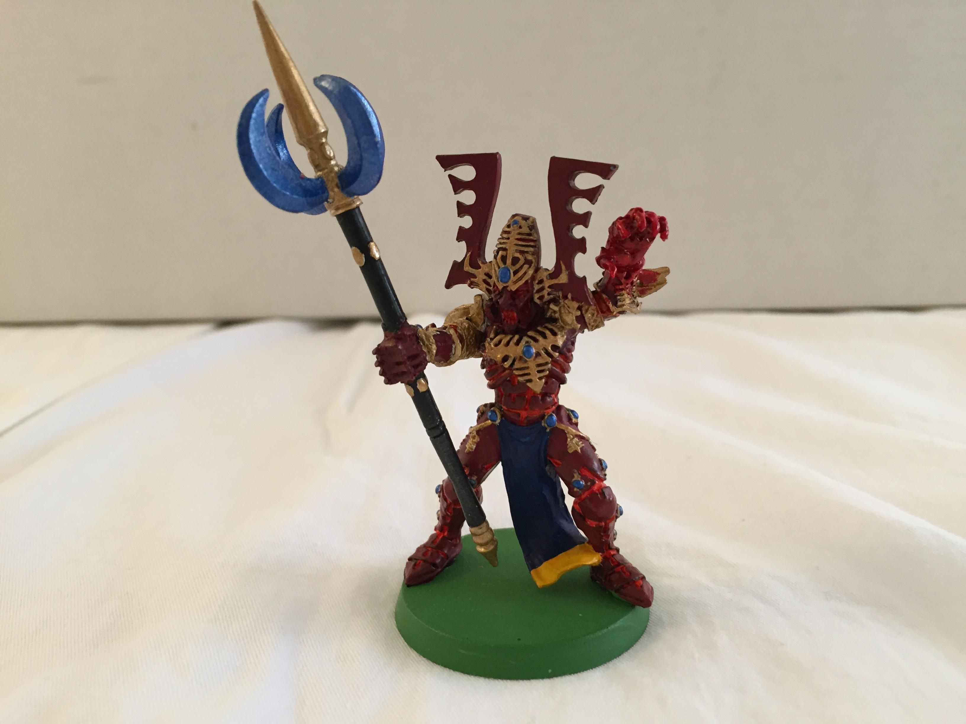 Alaitoc, Conversion, Eldar, Warhammer 40,000