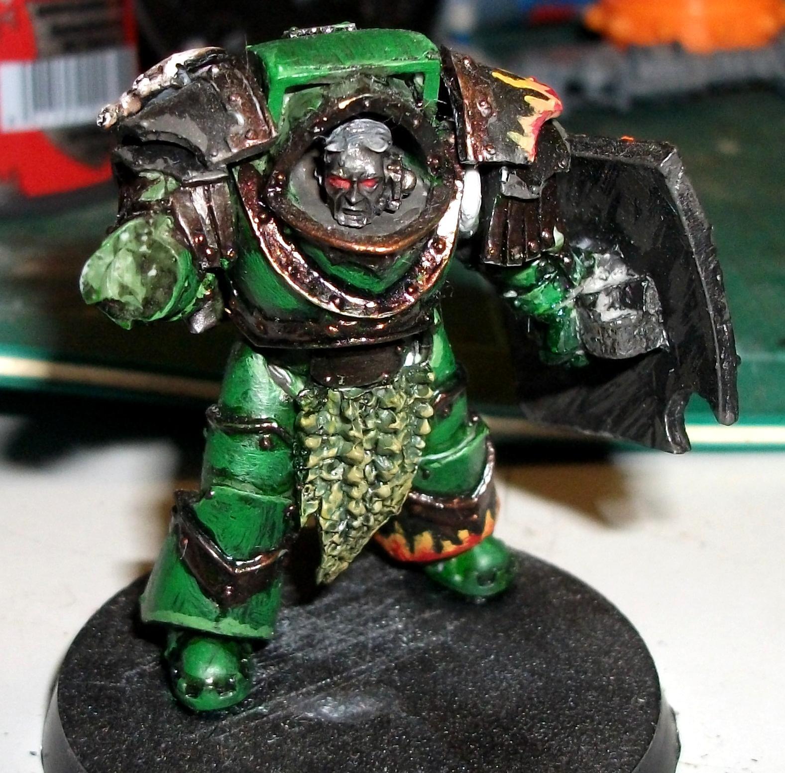 Salamander Terminator