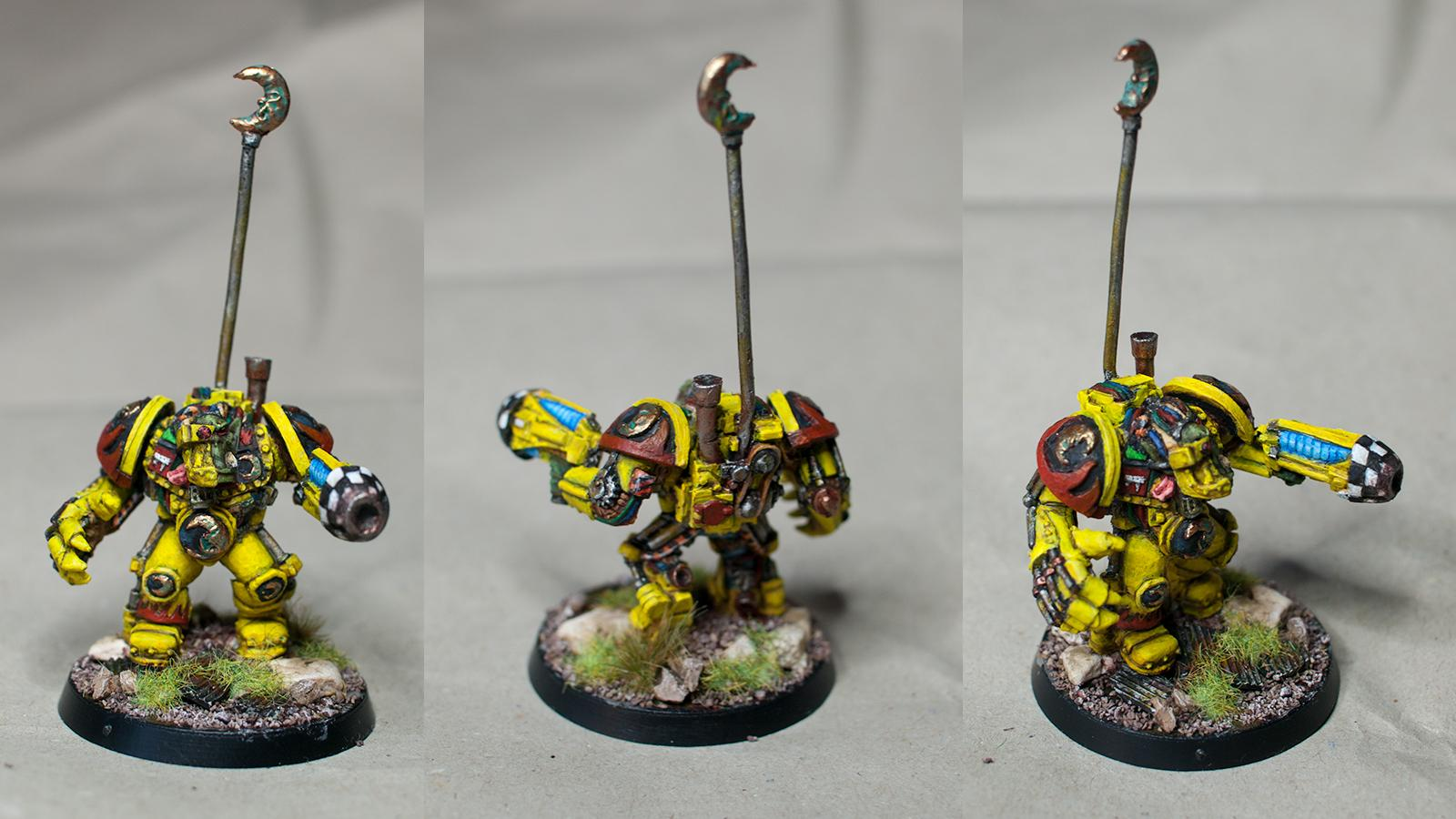 Bad Moons Power Armour