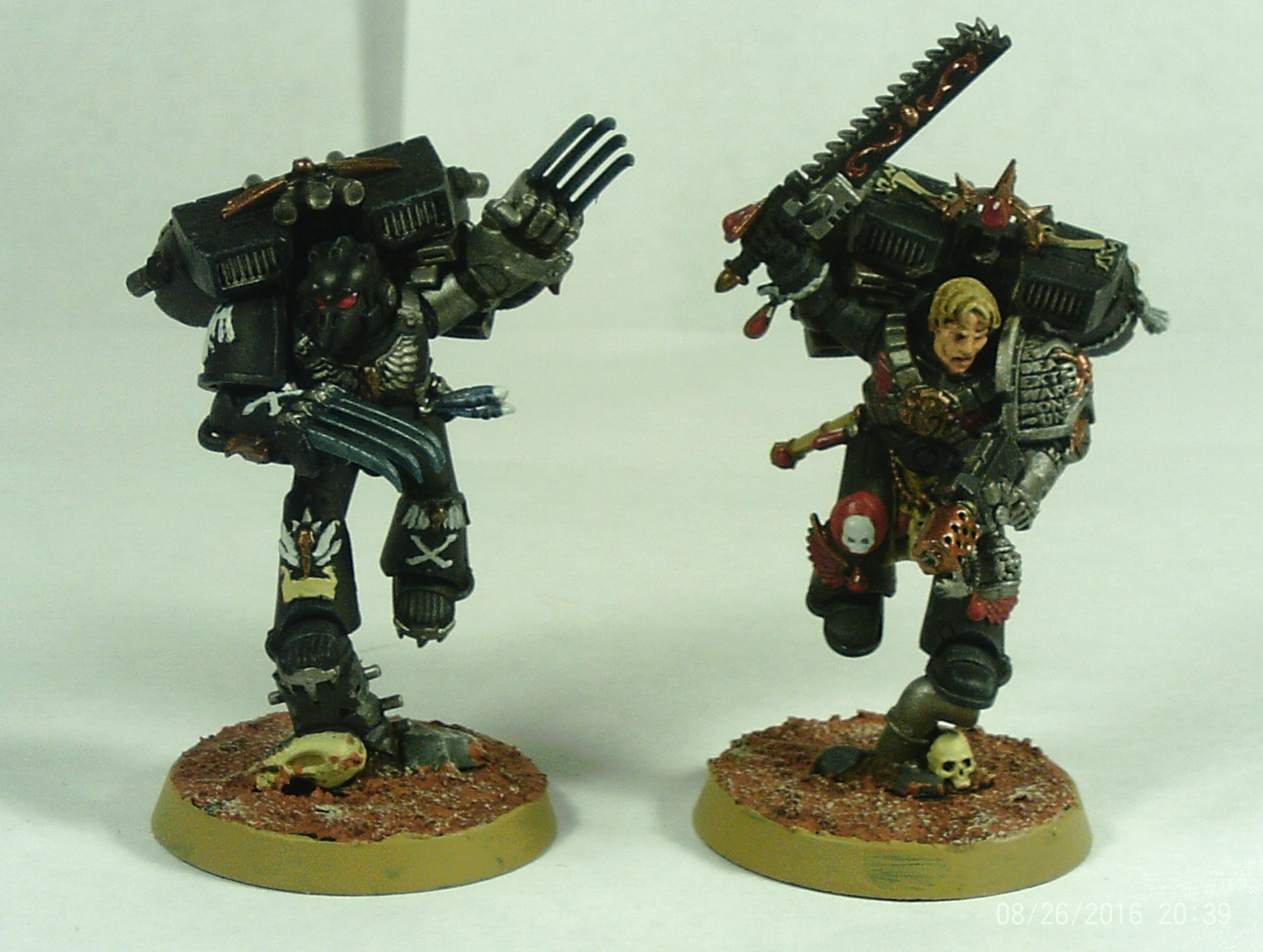 Alien, Black, Deathwatch, Imperial, Space, Space Marines, Xenos