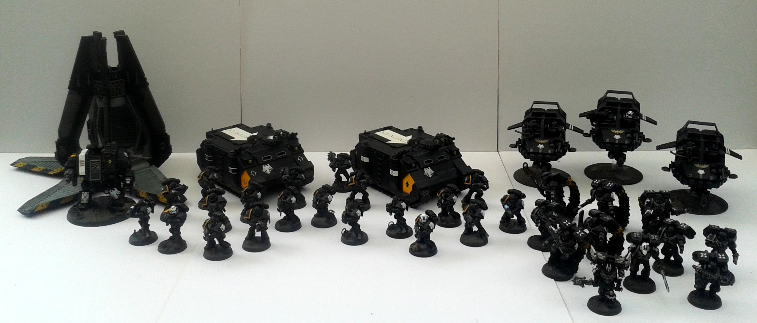 Army, Assault, Bolter, Chainsword, Chaplain, Devastator, Dreadnought, Drop, Full, Guard, Hammer, Land, Pod, Raven, Space, Space Marines, Speeder, Squad, Tactical, War, Warhammer 40,000, Warhammer Fantasy