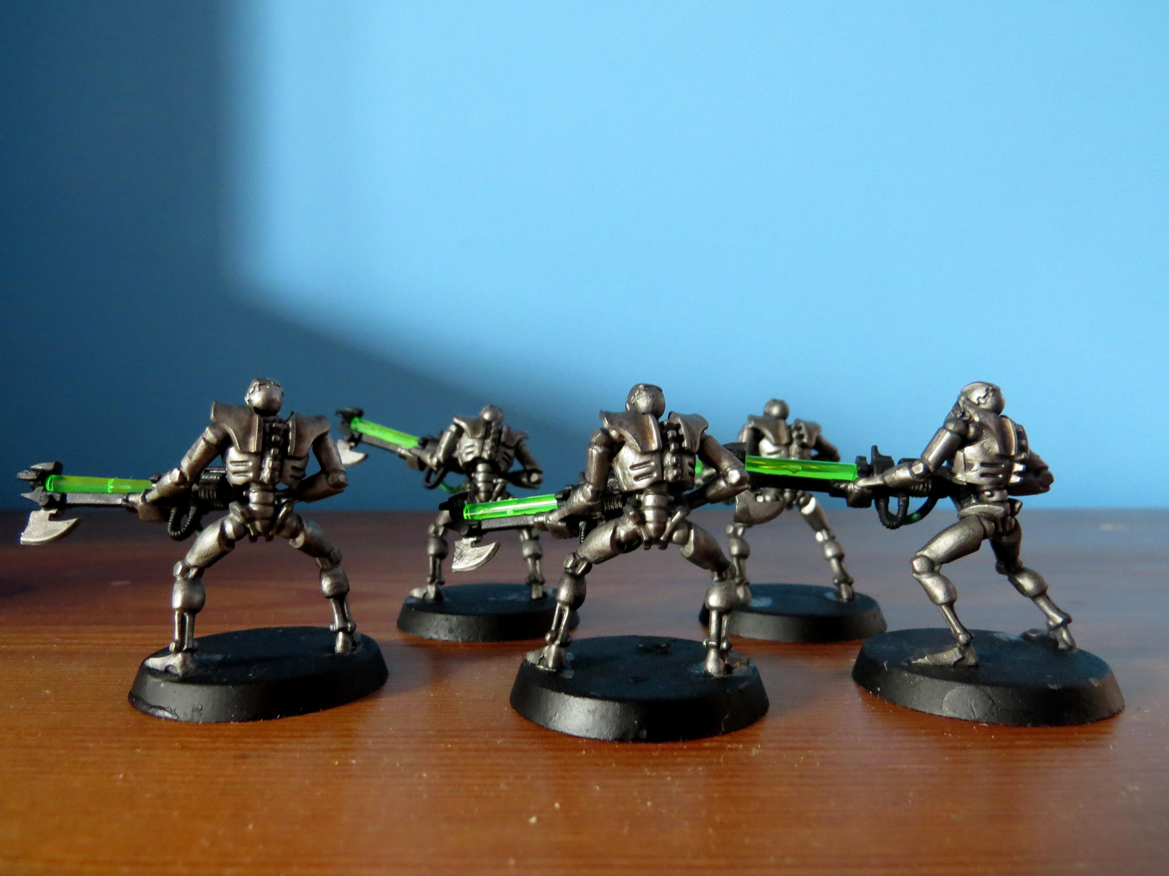 Necron Warriors #1