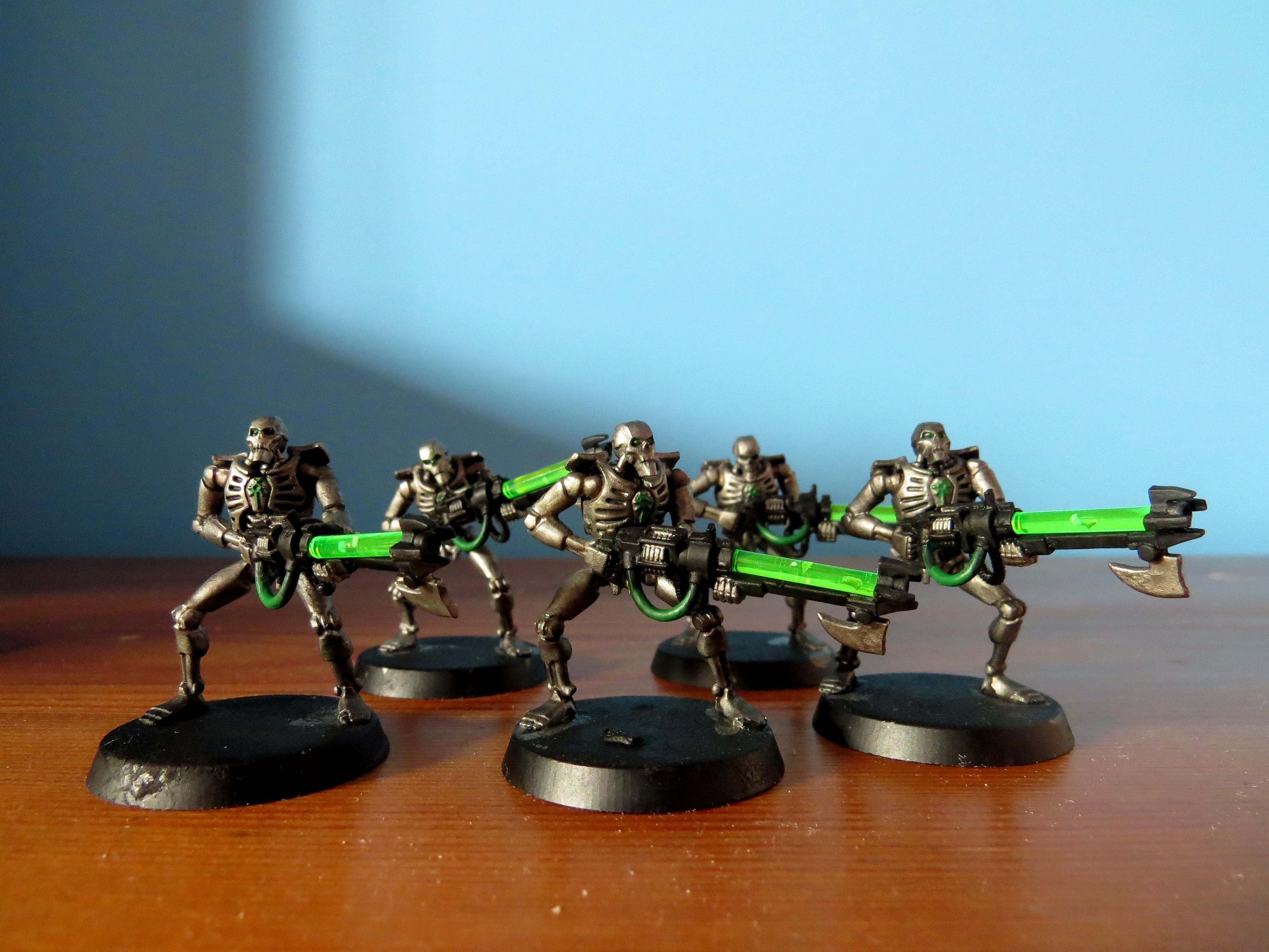 Necron Warriors #2
