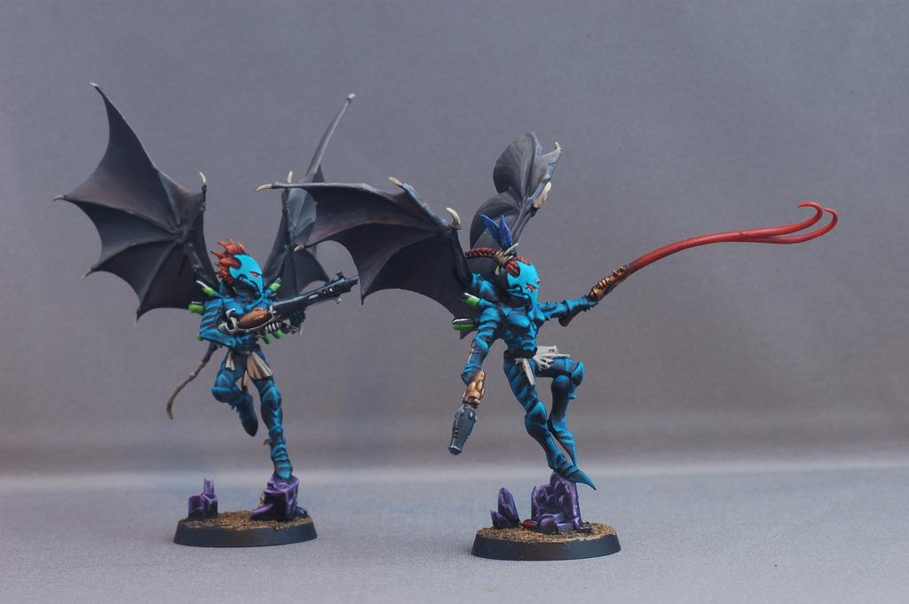 Agonizer, Dark Eldar, Scourges