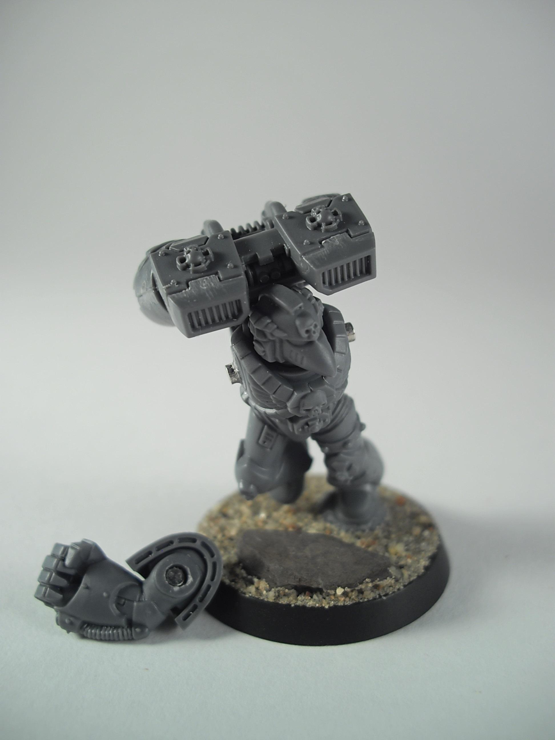 Magnetised, Space Marines, Vanguard Veterans