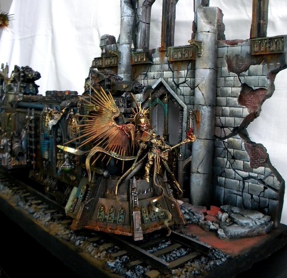 Imperium, Train, Warhammer 40,000, Warhammer Fantasy