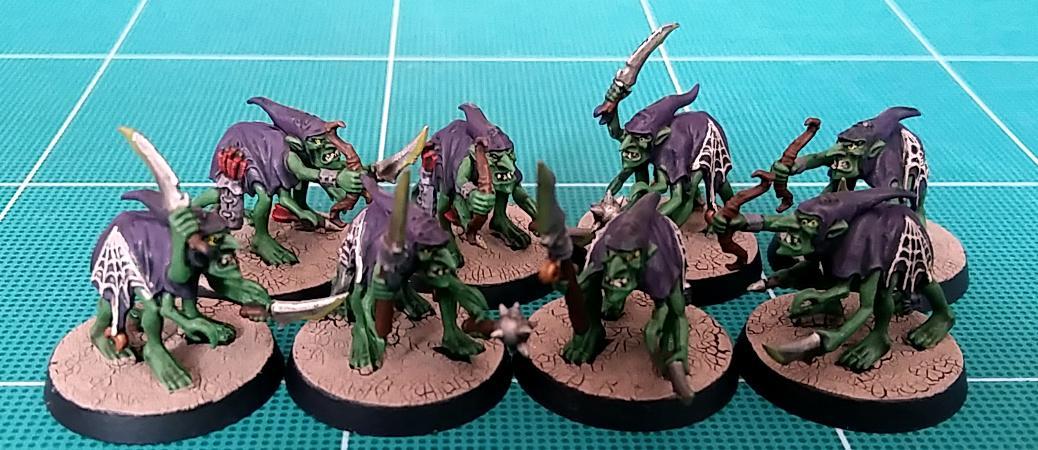 Age Of Sigmar, Destruction, Goblins, Grot Scuttlings, Grots, Silver Tower, Warhammer Fantasy