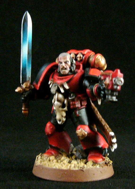 Red Corsairs, Wolf Guard