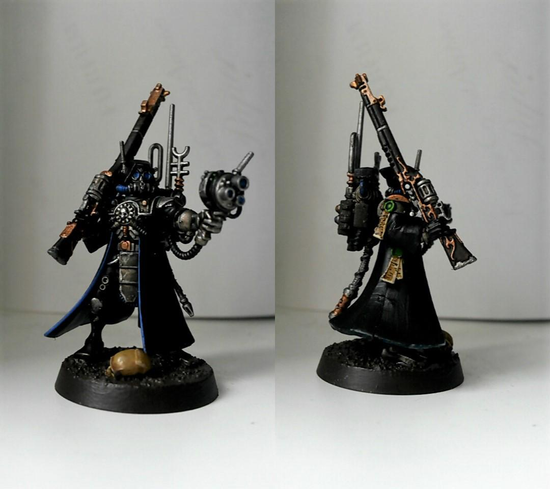 Alternative Colour Scheme, Omnispex, Rangers, Skitarii