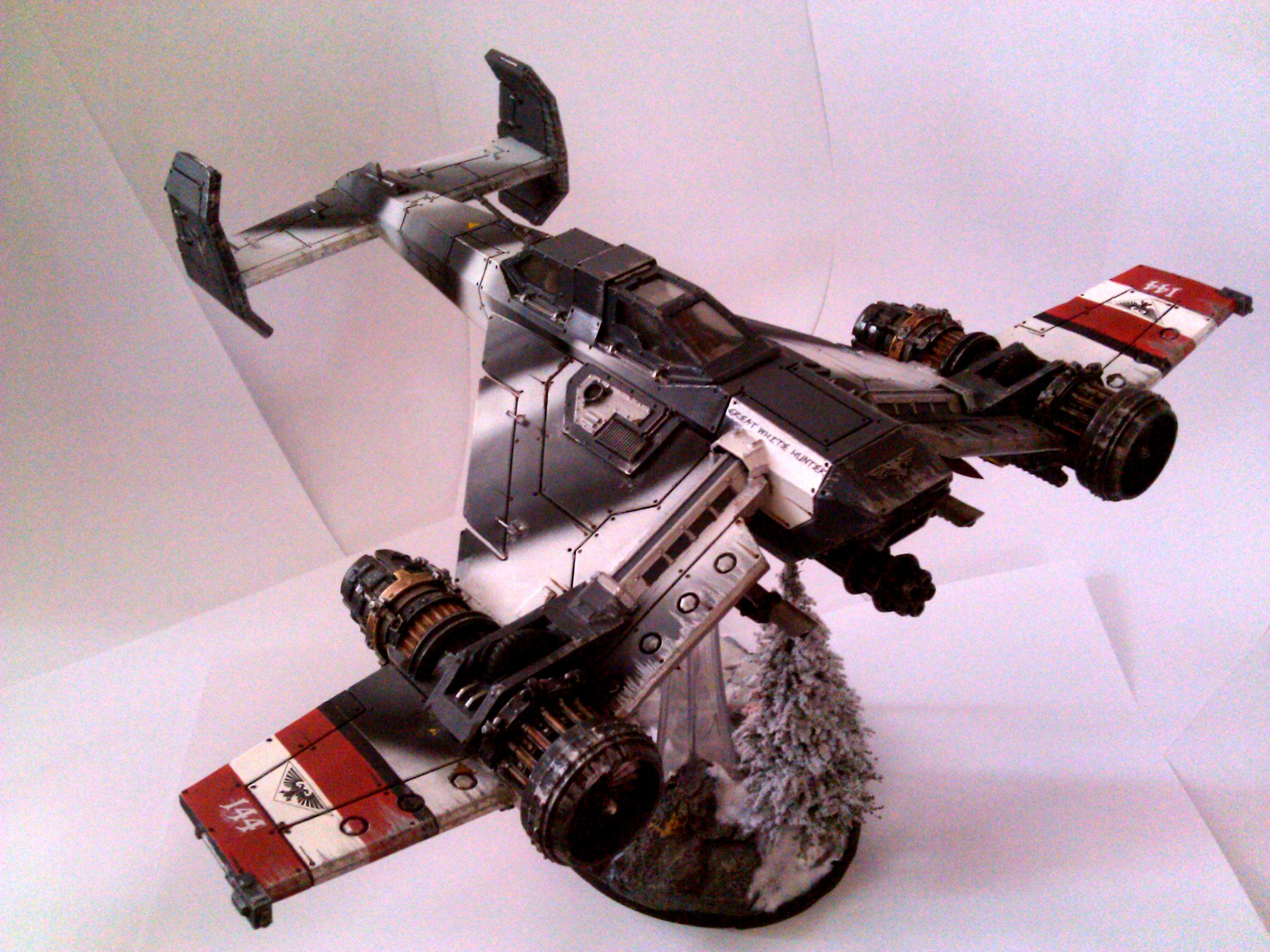 Avenger, Conversion, Fighter, Guard, Imperial, Navy, Snow, Strike