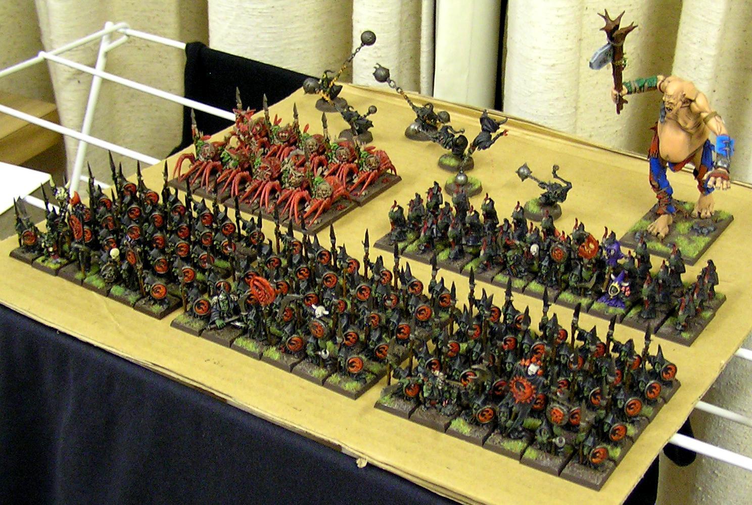 Army, Night Goblins, Warhammer Fantasy