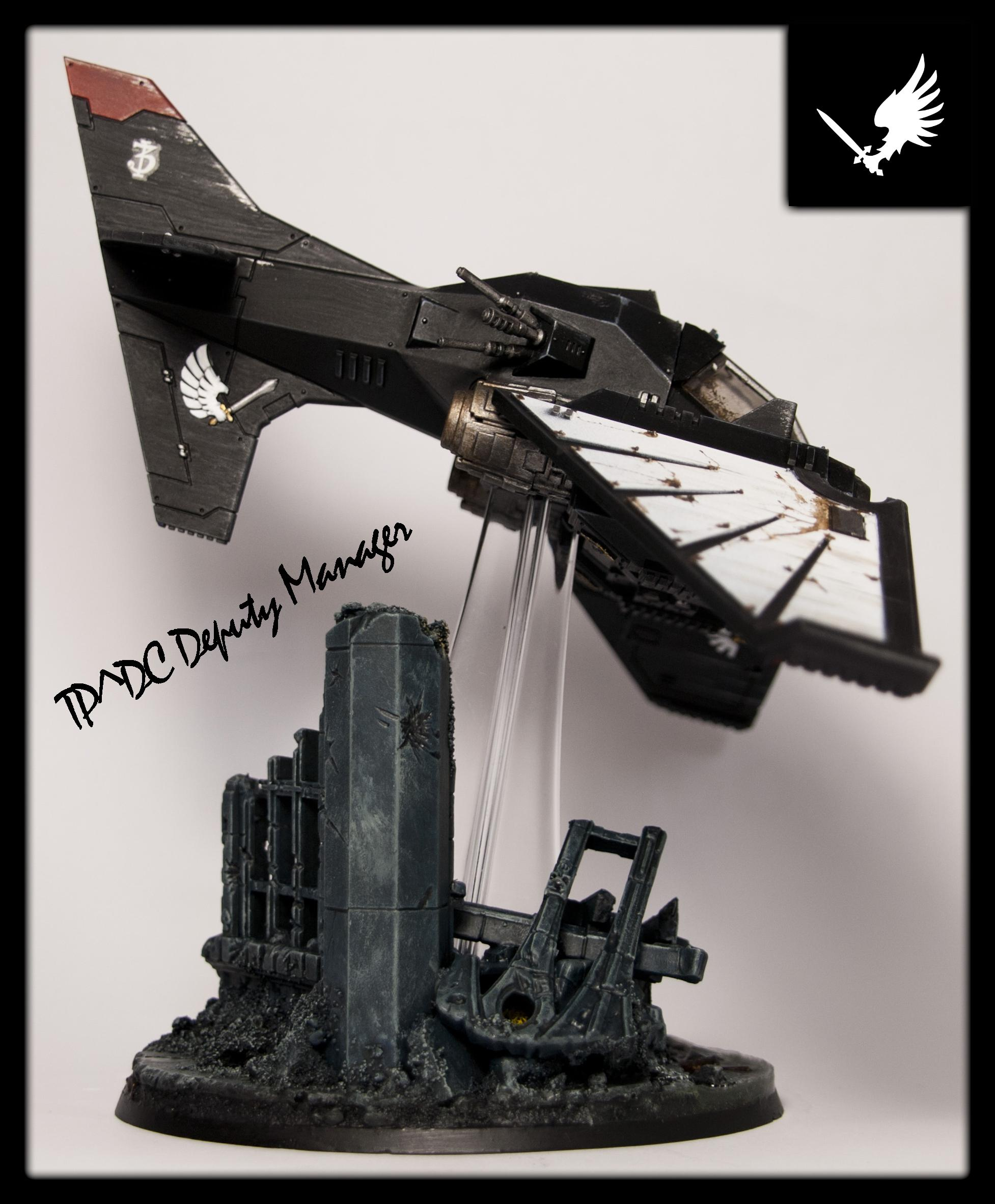Jetfighter, Nephilim, Ravenwing